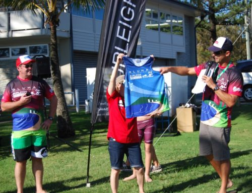 Burleigh Swim Run