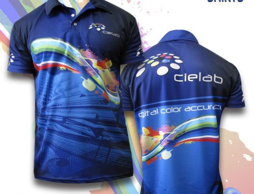 Cielab Sublimated Polo Shirt