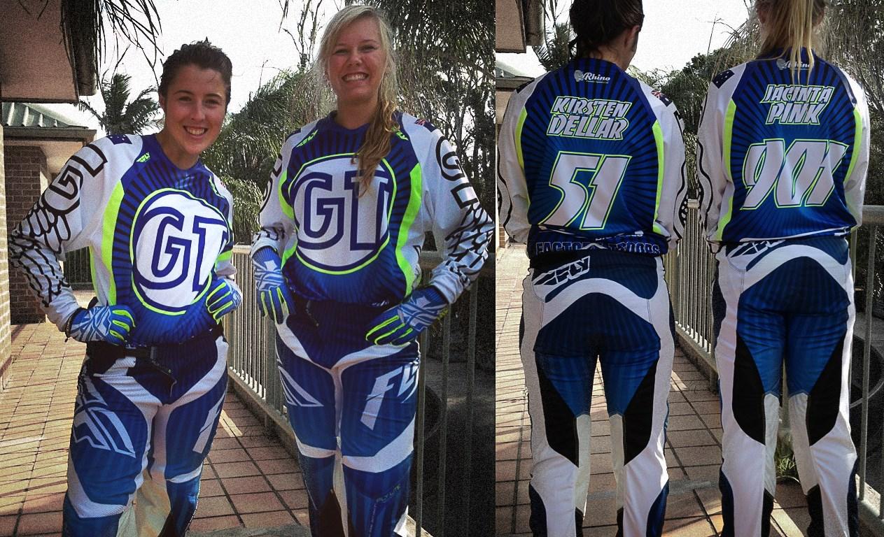GT BMX Jersey Australia