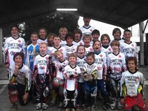 Ashmore BMX Team Jersey