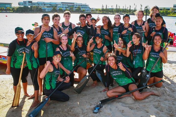 Coomera Dragons Sports Jersey